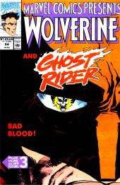 Marvel Comics Presents Vol.1 (Marvel Comics - 1988) -64- Bad Blood!