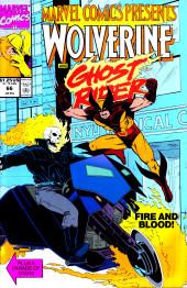 Marvel Comics Presents Vol.1 (Marvel Comics - 1988) -66- Fire and Blood!