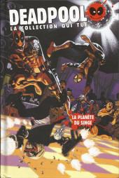 Deadpool - La collection qui tue (Hachette) -3228- La planète du singe