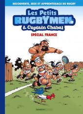 Les rugbymen -HS5- Les Petits Rugbymen & Captain Chabal - Spécial France