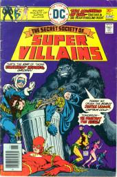 Secret Society of Super-Villains (The) (DC comics - 1976) -1- Issue # 1