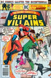 Secret Society of Super-Villains (The) (DC comics - 1976) -2- No Man Shall I Call Master!