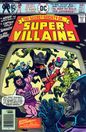 Secret Society of Super-Villains (The) (DC comics - 1976) -3- The War to Rule the Universe!