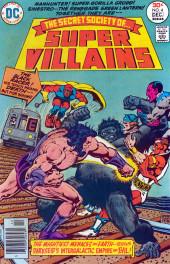 Secret Society of Super-Villains (The) (DC comics - 1976) -4- Issue # 4