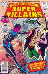 Secret Society of Super-Villains (The) (DC comics - 1976) -5- Issue # 5