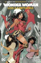 Wonder Woman Vol.5 (DC comics - 2016) -INT11- Wonder Woman Volume 2: Love is a Battlefield