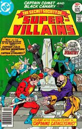 Secret Society of Super-Villains (The) (DC comics - 1976) -6- Captains Cataclysmic!