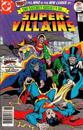 Secret Society of Super-Villains (The) (DC comics - 1976) -7- Issue # 7