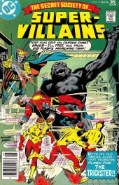 Secret Society of Super-Villains (The) (DC comics - 1976) -8- Issue # 8