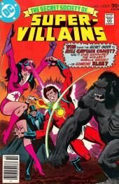Secret Society of Super-Villains (The) (DC comics - 1976) -10- Issue # 10