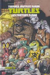 Teenage Mutant Ninja Turtles - Les Tortues Ninja (HiComics) -10- De l'ordre et du chaos