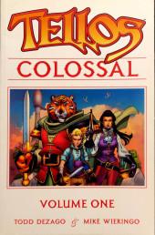 Tellos (1999) -INT1a- Tellos: Colossal Volume One