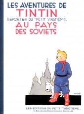 Tintin (Historique) -1B- Tintin Reporter du Petit Vingtième au pays des Soviets