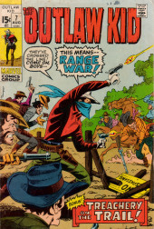 The outlaw Kid Vol.2 (Marvel - 1970) -7- Issue # 7