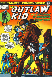 The outlaw Kid Vol.2 (Marvel - 1970) -15- The Madman of Monster Mountain