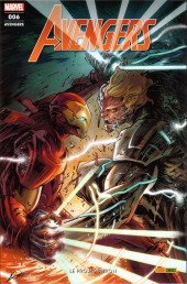Avengers (Marvel France - 2020) -6- Le projet ultron