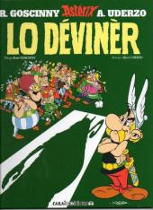 Astérix (en langues régionales) -19Créole- Lo devinèr