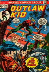 The outlaw Kid Vol.2 (Marvel - 1970) -16- The End of the Trail!