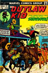 The outlaw Kid Vol.2 (Marvel - 1970) -17- Showdown!