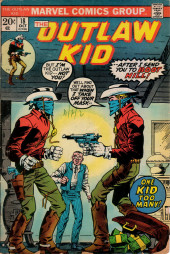 The outlaw Kid Vol.2 (Marvel - 1970) -18- One Kid Too Many!