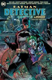 Detective Comics (1937), Période Rebirth (2016) -1000DLX- Detective Comics #1000: The Deluxe Edition