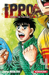 Ippo - Saison 6 - The Fighting! -4- Tome 4