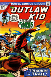 The outlaw Kid Vol.2 (Marvel - 1970) -23- Issue # 23