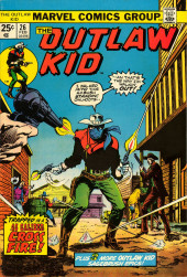 The outlaw Kid Vol.2 (Marvel - 1970) -26- .45 Caliber Cross Fire!