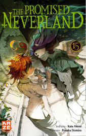 Promised Neverland (The) -15- L'entrée