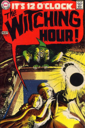 Witching Hour (The) (DC comics - 1969) -2- The Witching Hour #2