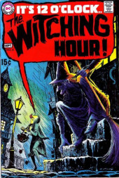Witching Hour (The) (DC comics - 1969) -4- The Witching Hour #4