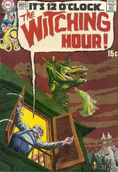 Witching Hour (The) (DC comics - 1969) -5- The Witching Hour #5