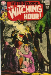 Witching Hour (The) (DC comics - 1969) -6- The Witching Hour #6
