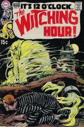 Witching Hour (The) (DC comics - 1969) -7- The Witching Hour #7