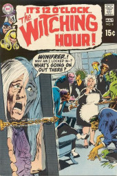 Witching Hour (The) (DC comics - 1969) -8- The Witching Hour #8