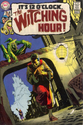 Witching Hour (The) (DC comics - 1969) -9- The Witching Hour #9