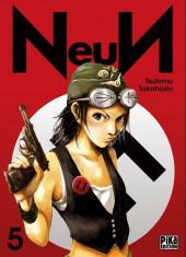 NeuN -5- Tome 5