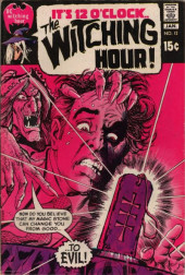 The witching Hour (DC comics - 1969) -12- The Witching Hour #12