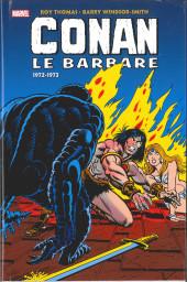 Conan le barbare : l'intégrale -3- 1972-1973
