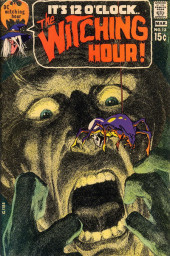 The witching Hour (DC comics - 1969) -13- The Witching Hour #13