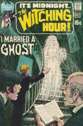 The witching Hour (DC comics - 1969) -15- The Witching Hour #15