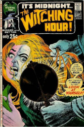 The witching Hour (DC comics - 1969) -16- The Witching Hour #16