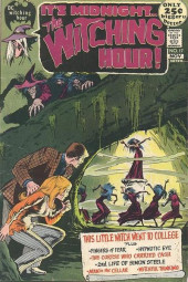 The witching Hour (DC comics - 1969) -17- The Witching Hour #17