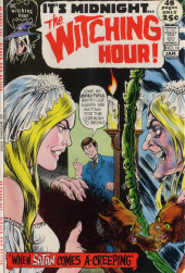 The witching Hour (DC comics - 1969) -18- The Witching Hour #18