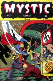 Mystic comics Vol.2 (Timely comics - 1944) -1- Issue # 1
