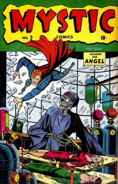 Mystic comics Vol.2 (Timely comics - 1944)