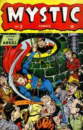 Mystic comics Vol.2 (Timely comics - 1944) -3- Issue # 3