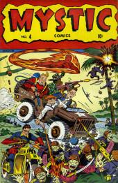 Mystic comics Vol.2 (Timely comics - 1944) -4- Issue # 4