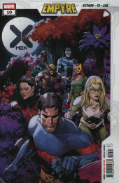 X-Men Vol.5 (Marvel comics - 2019) -10- Fire