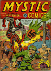 Mystic comics Vol.1 (Timely comics - 1940) -6- Issue # 6